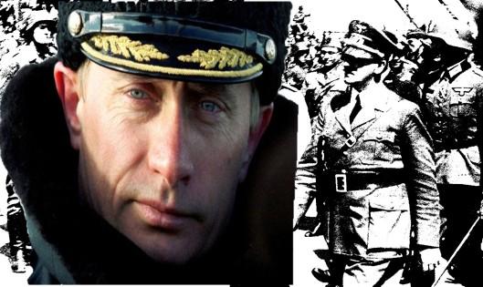 Putin and Hitler