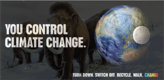 Mamoths Control Climate